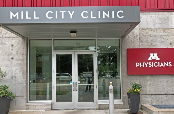 Mill city clinic front